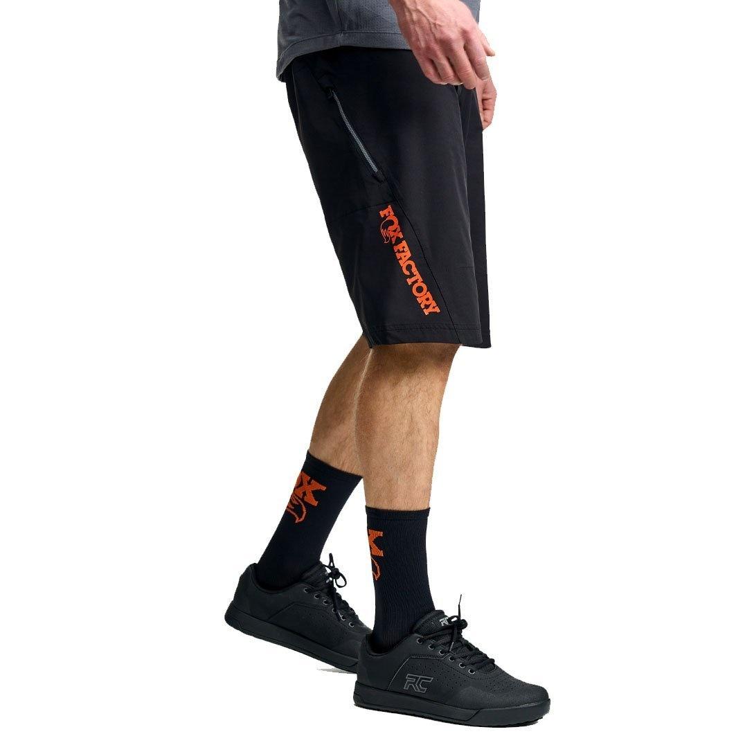 Fox Hightail Shorts-Black-1