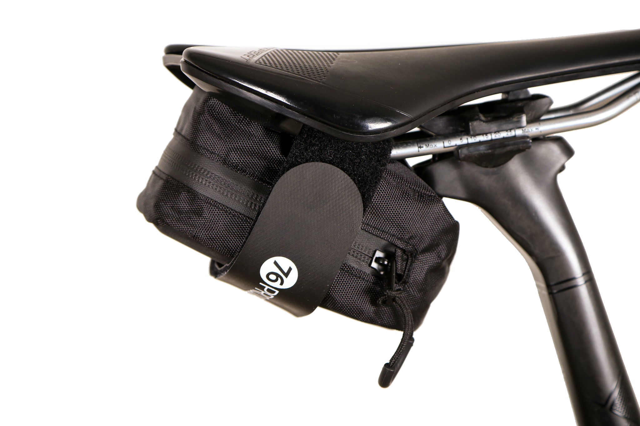 76 Projects Piggy Zip Case On Bike Storage-1