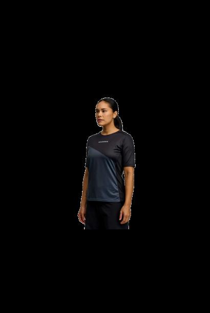 RaceFace Indy Short Sleeve Women's Jersey - Black