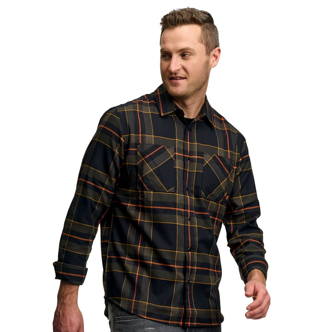 Fox Everyday Flannel - Mens-1