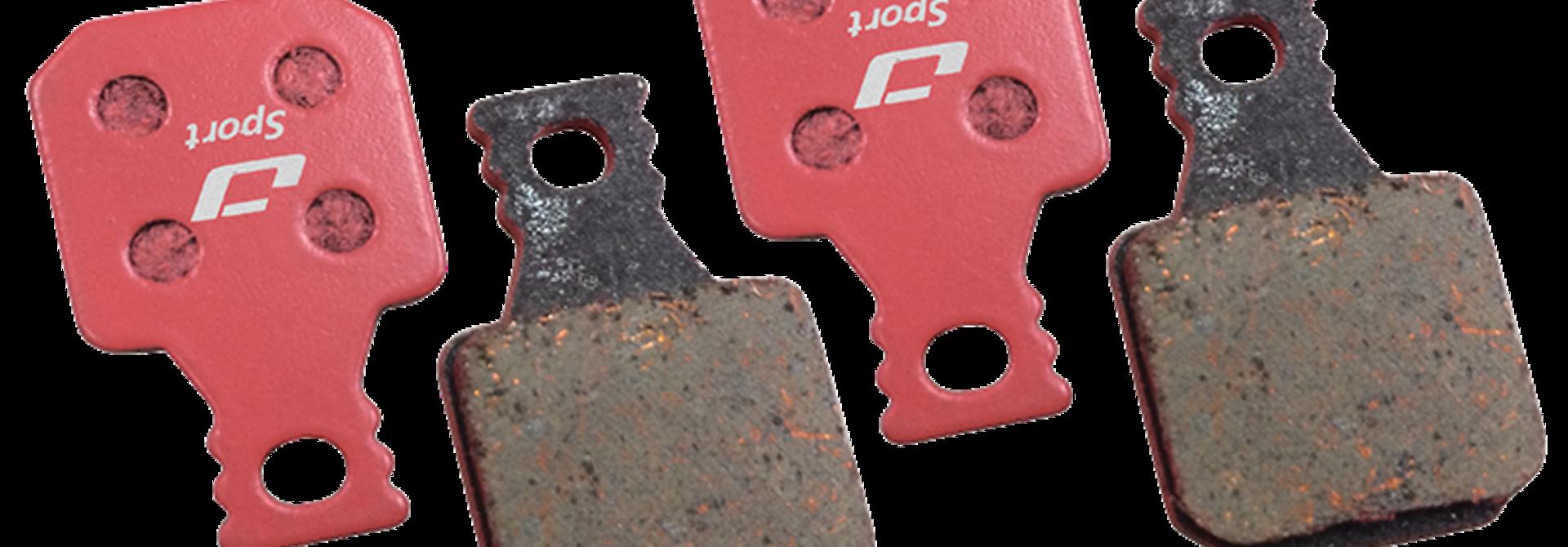 Jagwire Magura MT7/5 Semi-Metallic Brake Pads