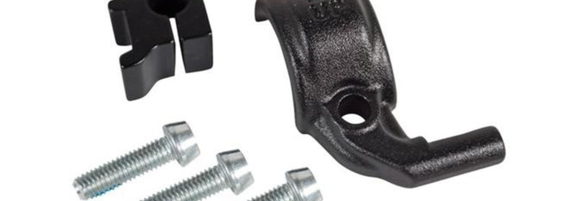 Formula C1/Cura Matchmaker clamp for SRAM shifter