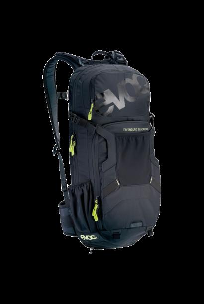 EVOC FR Trail Blackline Protector Backpack - Black M/L