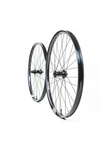 WR1 Wheelset Union 27.5, I9 1/1, Black, Boost 148 x 12, Sram XD, 6-Bolt Black Sapim Race