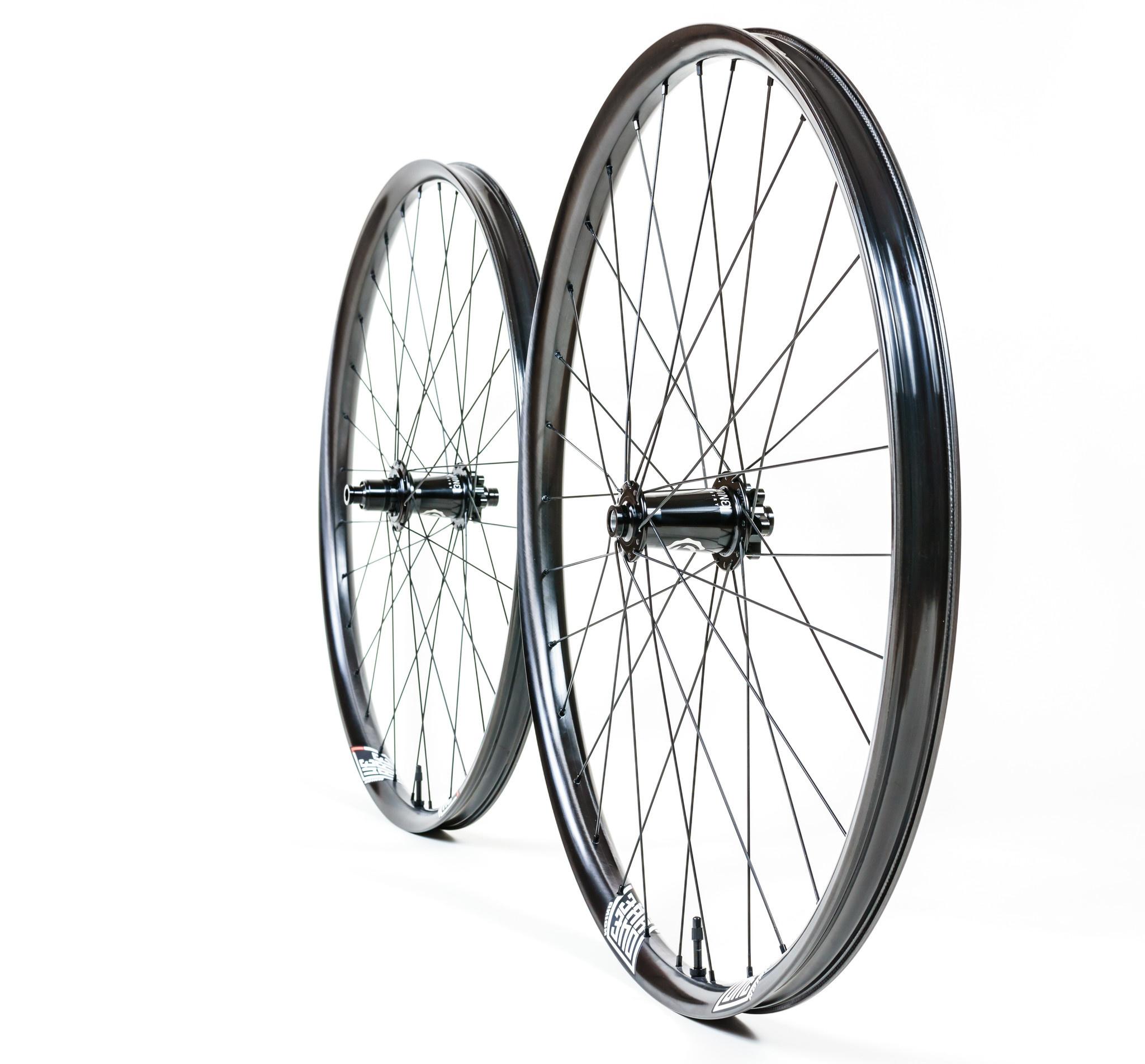 WR1 Wheelset Union 27.5, I9 1/1, Black, Boost 148 x 12, Sram XD, 6-Bolt Black Sapim Race-1