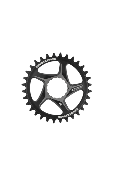 RaceFace Cinch Shimano Chainring DM NW 12s Black