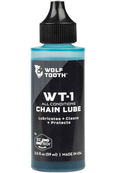 Wolf Tooth WT-1 Chain Lube for All Conditions - 2oz