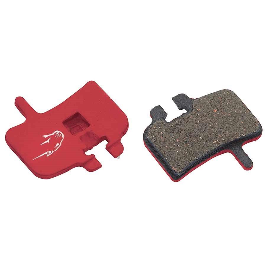 Jagwire, Mountain Sport, Disc brake pads, Semi-metallic, Hayes HFX, MX1-1