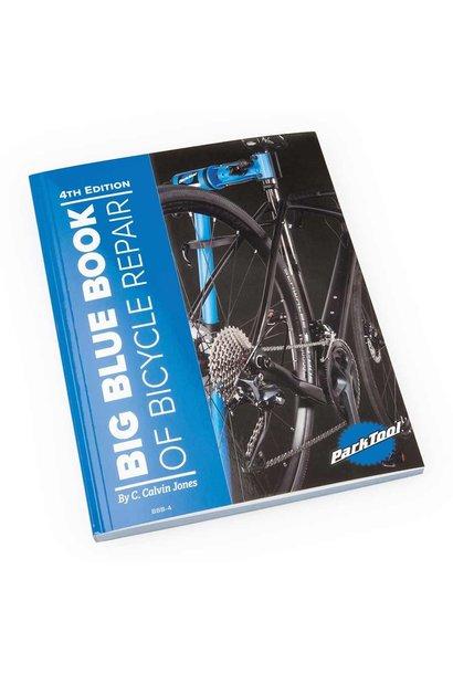 Park Tool, BBB-4, Bicycle Blue Book of Bicycle Repair