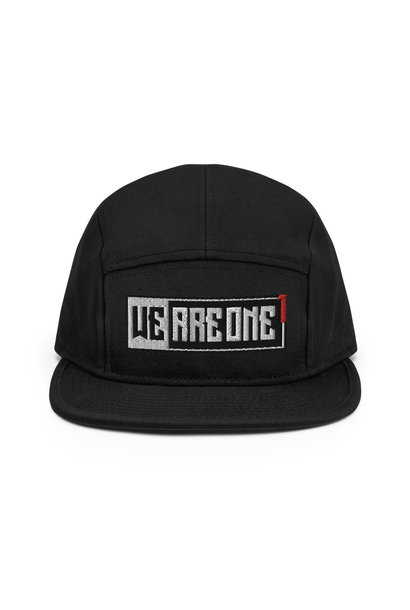 We Are One Five Panel Hat