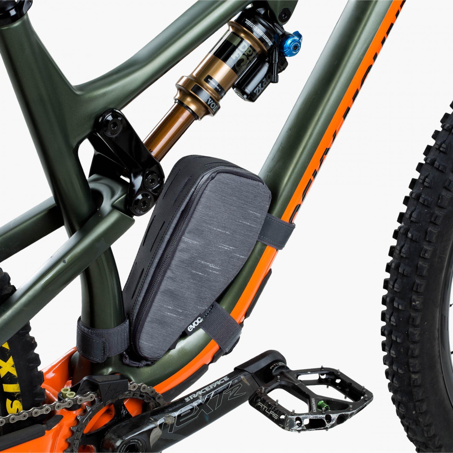 EVOC, Multi Frame Bag M, Frame Bag, 1L, Carbon Grey-4