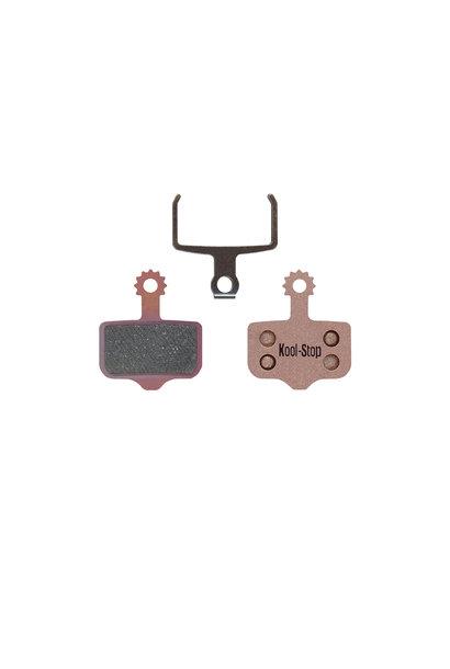 KoolStop Elixir / SRAM XX / XO / DB Sintered, Metal, Brake pads