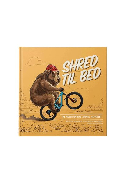 Shotgun, Shred Till Bed, Book