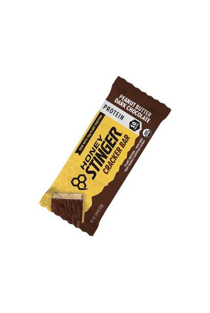 Honey Stinger Cracker Bars - Dark Chocolate / Peanut Butter