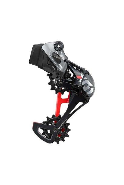 SRAM X01 Eagle AXS Rear Derailleur - Speed: 12 Red