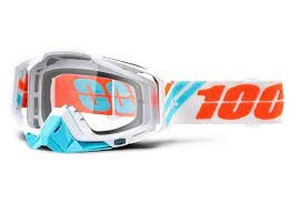 100% Racecraft Mirror Goggle (1 Extra Clear Lens Included)-3