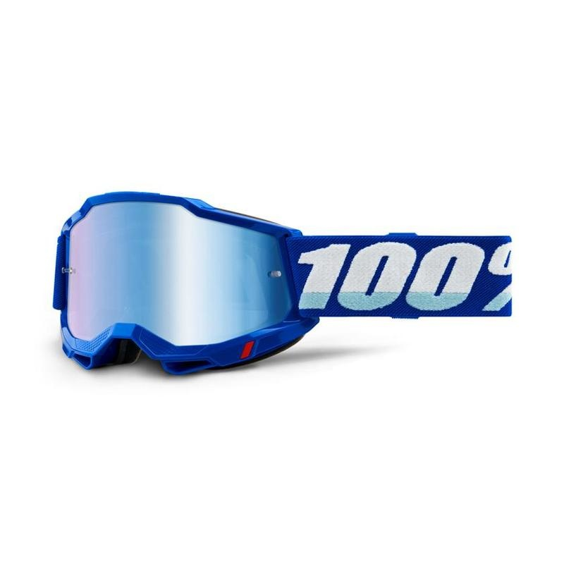 100% Accuri2 Mirror Goggle (1 Extra Clear Lens Included)-1