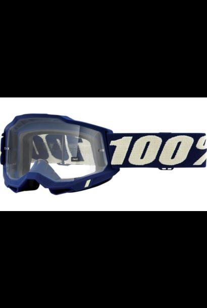 100% Accuri2 Clear Goggle