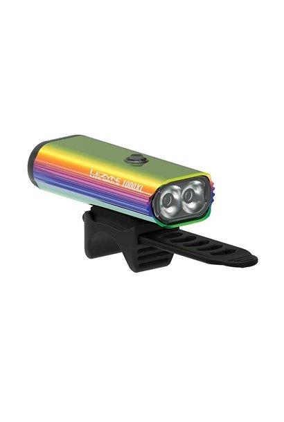 Lezyne Lite Drive 1000XL (Front Light) Multicolour