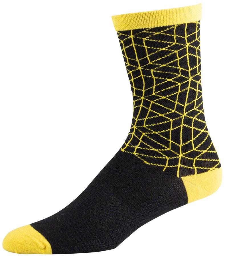 "45NRTH Lightweight Wool Sock 9""-1"