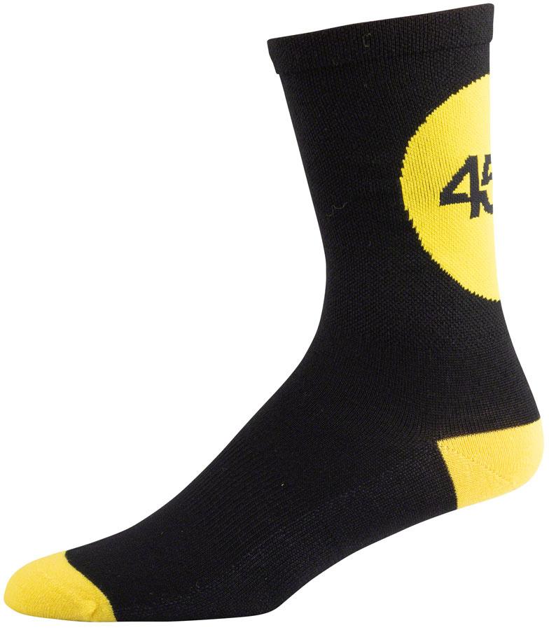 "45NRTH Lightweight Wool Sock 9""-2"