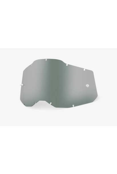 100% Replacement Goggle Lens for Racecraft2/Accuri2/Strata2