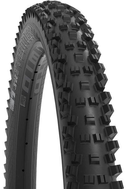 "WTB Vigilante Tire - 27.5""x 2.5   TCS Tubeless   Folding Black   Light   High Grip"