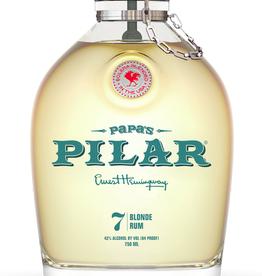 Papas Pilar Papas Pilar Blonde 3 Rum 750ML