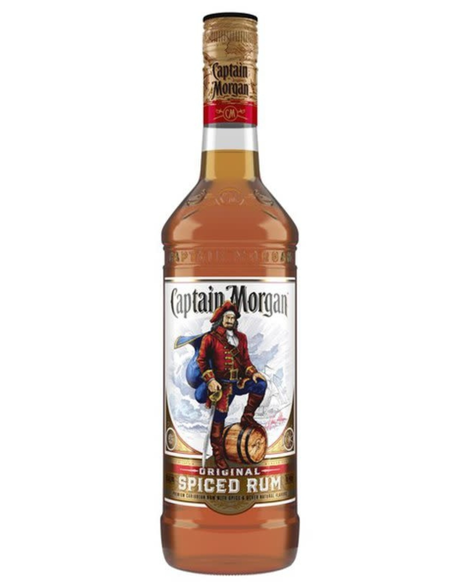Captain Morgan Captain Morgan Original Spiced Rum 750ML