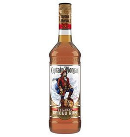 Captain Morgan Captain Morgan Original Spiced Rum 70 Proof 750ML