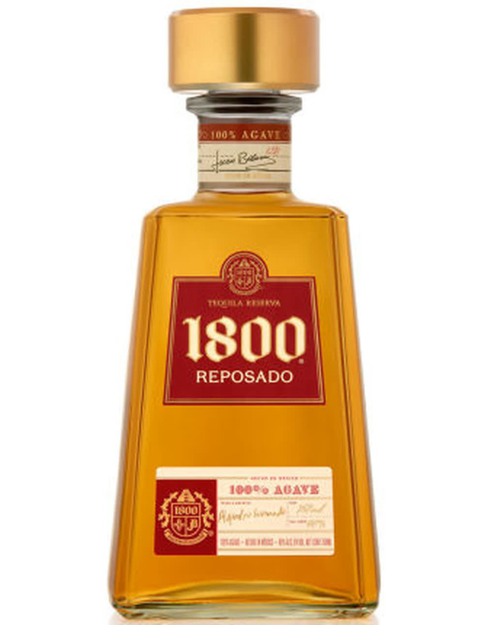 1800 1800 Tequila Reposado 750ML