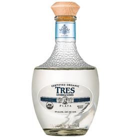 Sauza Tres Generaciones Plata Tequila Organic 750ML