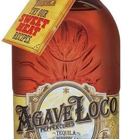 Agave Loco Agave Loco Pepper Cured Tequila Reposado 750ML