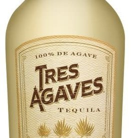 Tres Agaves Tres Agaves Tequila Reposado