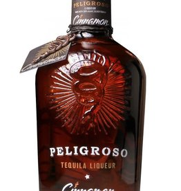 Peligroso Peligroso Cinnamon Tequila Liqueur 750ML
