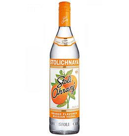 Stolichnaya Stolichnaya Vodka Orange 750ML