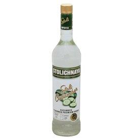Stolichnaya Stolichnaya Cucumber Vodka 750ML