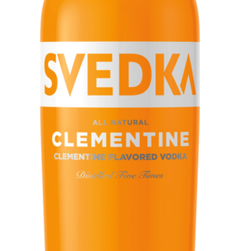 Svedka Svedka Vodka Clementine 750ML