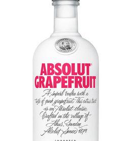 Absolut Absolut Grapefruit Vodka 750ML