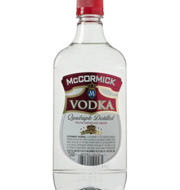 McCormick McCormick Vodka 375ML