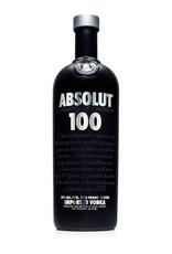 Absolut Absolut Vodka 100 Black 750ML