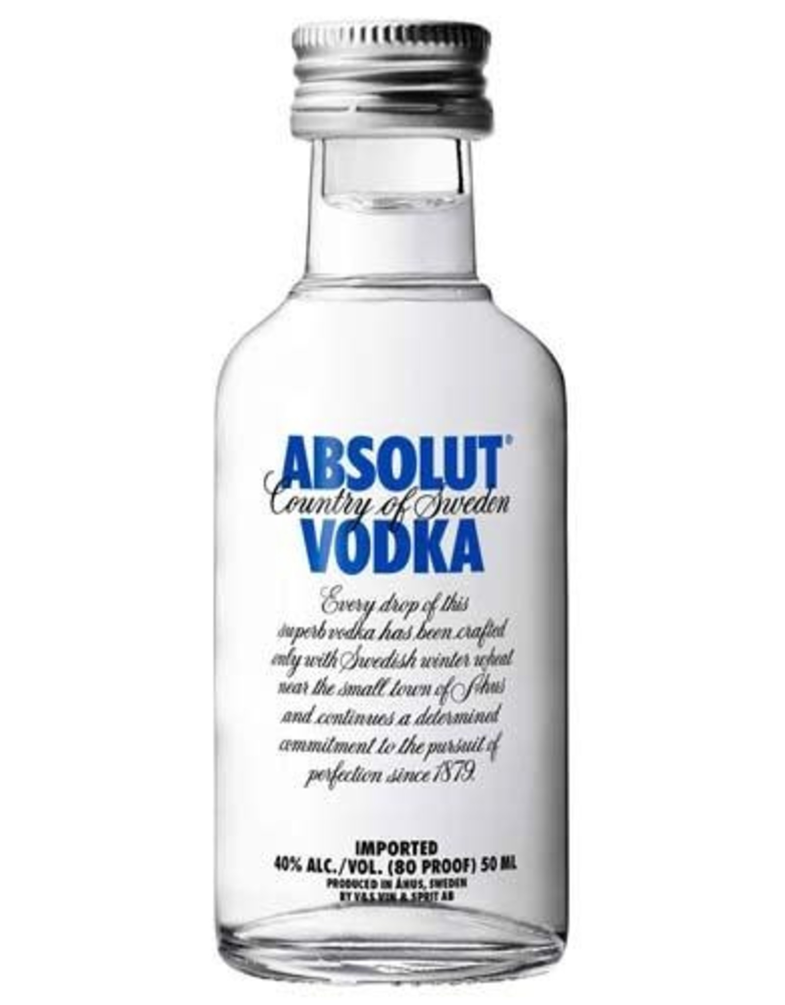 Absolut Absolut Vodka 50ML