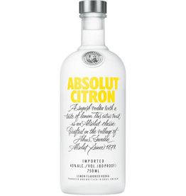 Absolut Absolut Vodka Citron 750ML