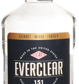 Everclear Everclear Grain Alcohol 151 1.75L