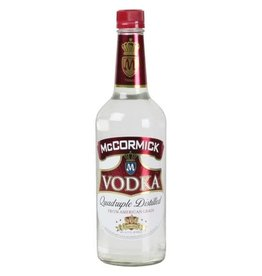 McCormick McCormick Vodka 750ML