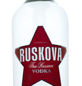 Ruskova Ruskova Russian Vodka 750ML