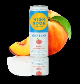 High Noon High Noon Peach 4pk