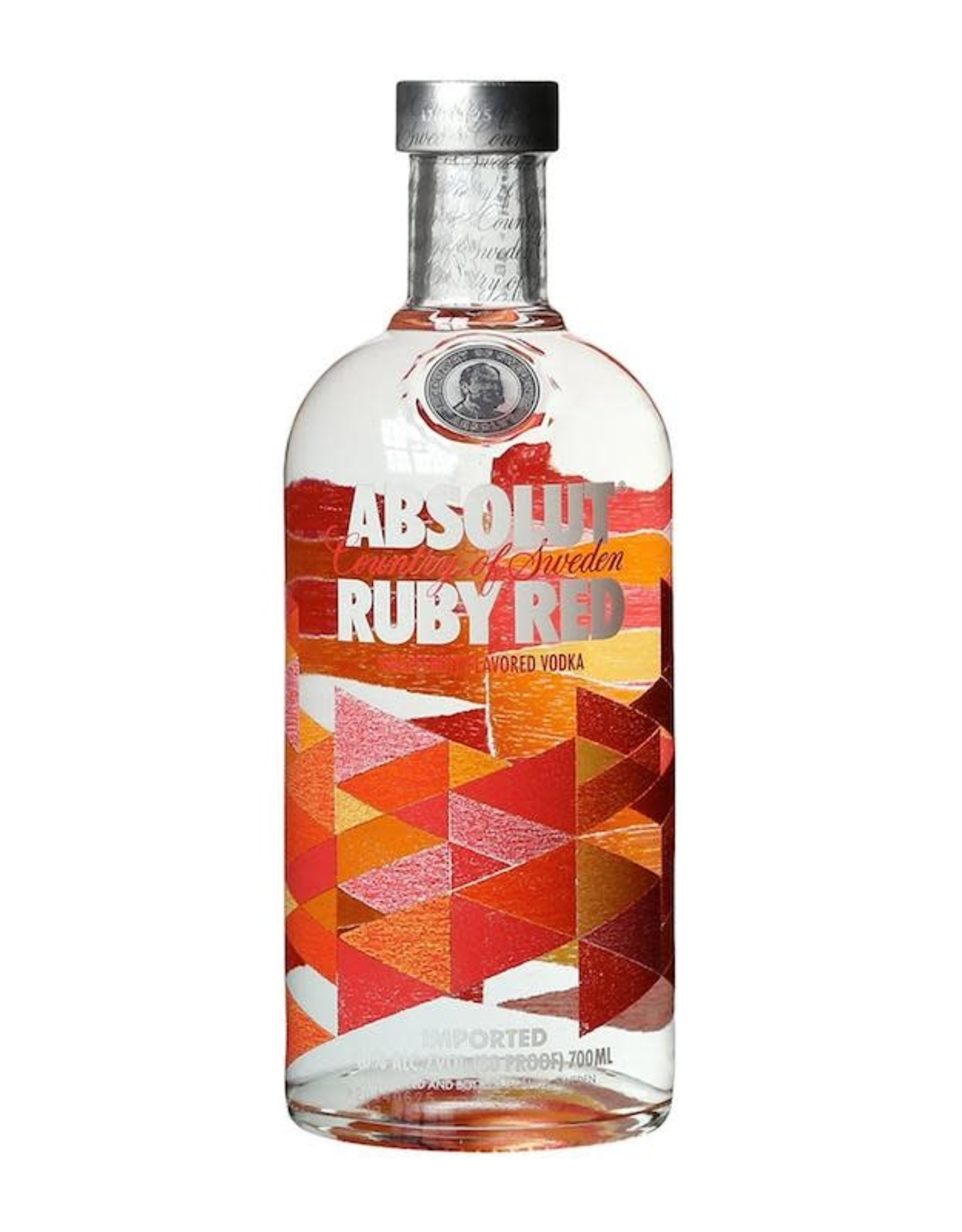 Absolut Absolut Vodka Ruby Red 750ML