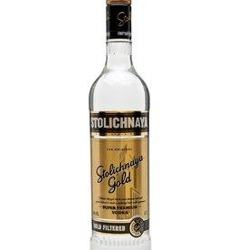 Stolichnaya Stolichnaya Vodka Gold 750ML
