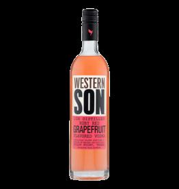 Western Son Western Son  Grapefruit Texas Vodka 750ML